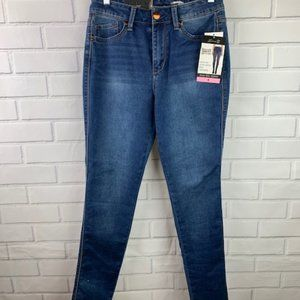 Seven7 Skin-Fit Jeans High Rise Skinny Size 6 NWT